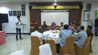 Dandim Sanggau : Halal Bihalal Menjaga Kerukunan dan Silaturahmi
