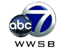 WWSB DT TV (ABC7 Sarasota) TV