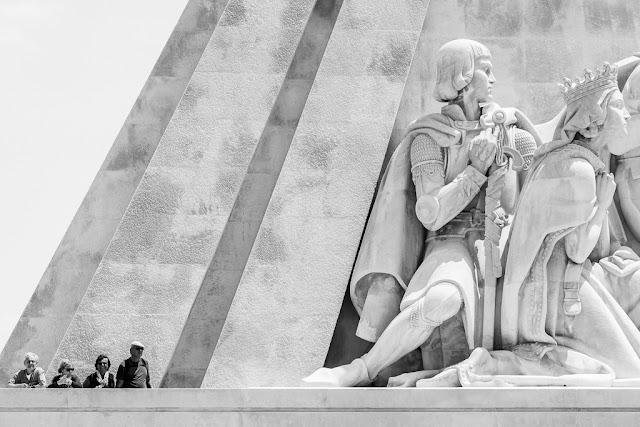 Un paseo por Lisboa - Monumento a los Descubrimientos