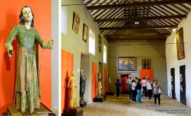 Museu do Mosteiro Ecce Homo, Villa de Leyva, Colômbia