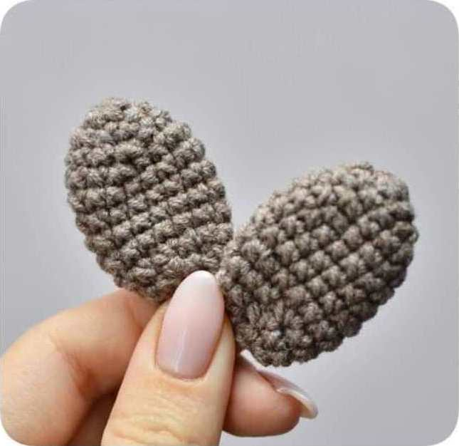Crochet gnome tutorial legs