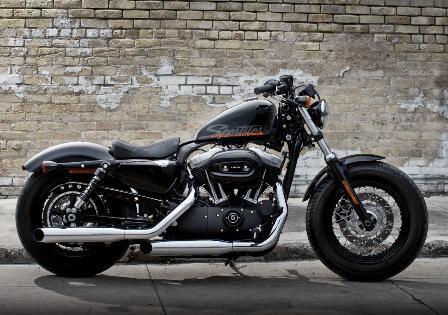 Harley Davidson Forty Eight Harley Davidson Fouty Eight 48 2012 Test Run