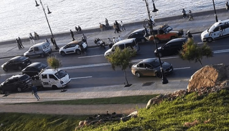 جماعة طنجة تواكب تخفيف الحجر الصحي بالتضييق على جولات المواطنين في مرقالة