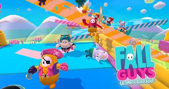 تنزيل لعبة Fall Guys apk للهواتف الذكية 2020 : رابط مباشر من ميديا فاير