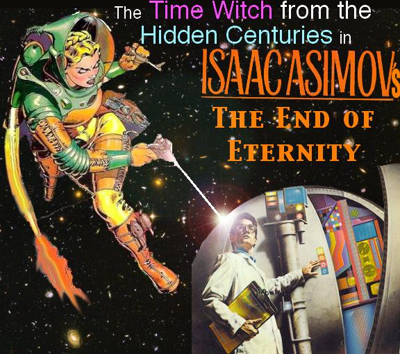 Asimov Time Travel
