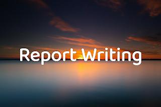 Report Writing in English