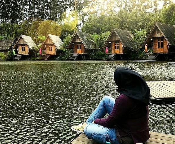 11 Tempat Wisata Hits Bandung Yang Instagramable Banget