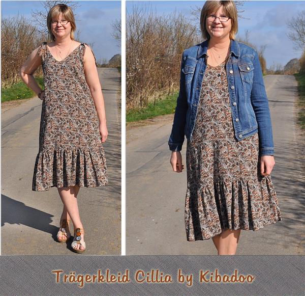 Trägerkleid Cillia by Kibadoo