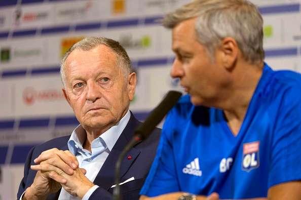 Olympique Lyon Protes Pembatalan Ligue 1