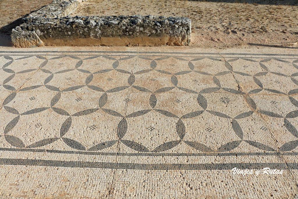 Casa de Taracena, Clunia Sulpicia