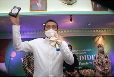 INFO TERBARU! Kabar Gembira,  250 Ribu Guru Honorer Akan Diangkat Menjadi PPPK