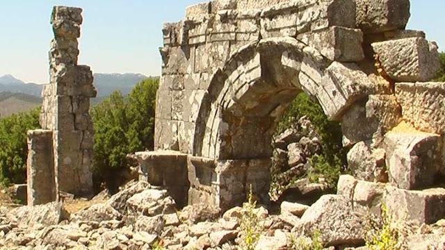 Cremna Antik Kenti