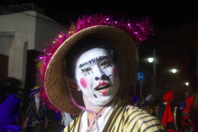 culture, Chondara, Eisa, Okinawa