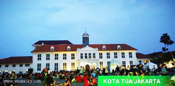 Tips Wisata Kota Tua Jakarta Harga Tiket Dan Alamat Lengkap Serta Fasilitas Wisata Oky