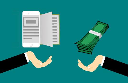 E-book sales