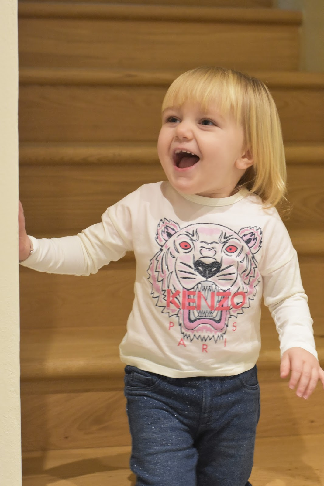 maglietta kenzo bambina