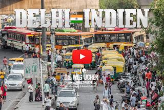 KULTURSCHOCK NEU-DELHI Weltreise.tv so extrem ist die indische metropole!!
