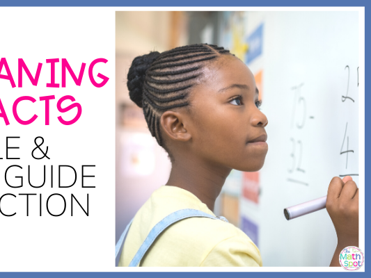 The Simple & Effective Guide To Understanding Math Facts