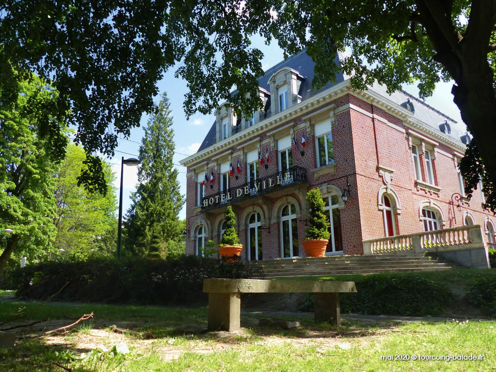 Ancien Hôtel particulier Sion-Avot, Mouvaux.