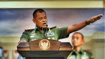"""Mendadak Panglima TNI Membuat Pernyataan Mengagetkan, """"Tidak Takut Dipecat"""", Ada Apa?"""