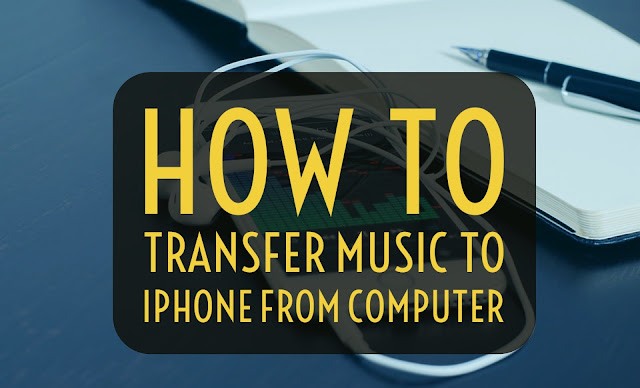 Today I will guide you through one of the easiest steps to transfer Music from computer to iPhone