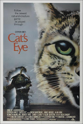 Cat's Eye 1985 DVD R1 NTSC Spanish