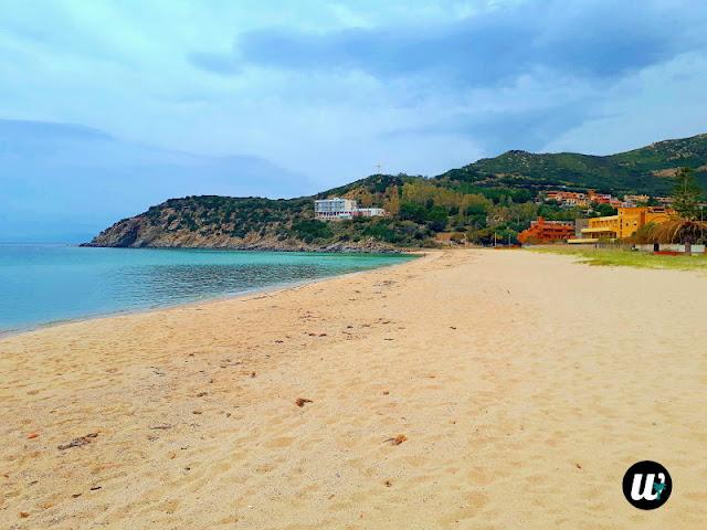 Solanas beach, Villasimius | Sardinia, Italy | wayamaya