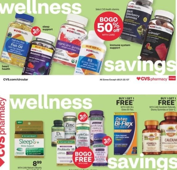 CVS Weekly Ad Preview 7/18-7/24