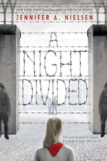 http://www.amazon.com/Night-Divided-Jennifer-A-Nielsen/dp/0545682428