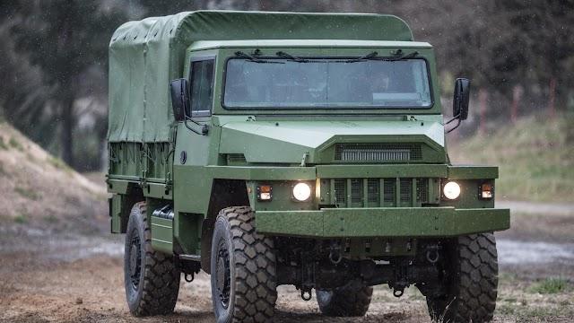 Ελληνικός Στρατός: Γαλλικά οχήματα οι αντικαταστάτες των REO και Mercedes; (ΦΩΤΟ - ΒΙΝΤΕΟ)