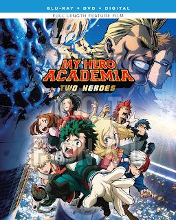 My Hero Academia: Dos Héroes [2xBD25] *Con Audio Latino