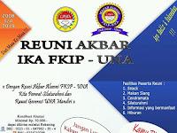 Jangan Lupa! 7 Maret Nanti Reuni Akbar Alumni FKIP UNA
