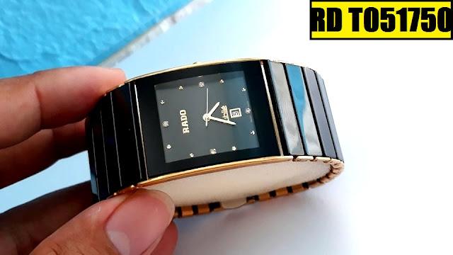 Đồng hồ nam Rado RD T051750 thiết kế tinh xảo, cao cấp, máy Nhật Bản