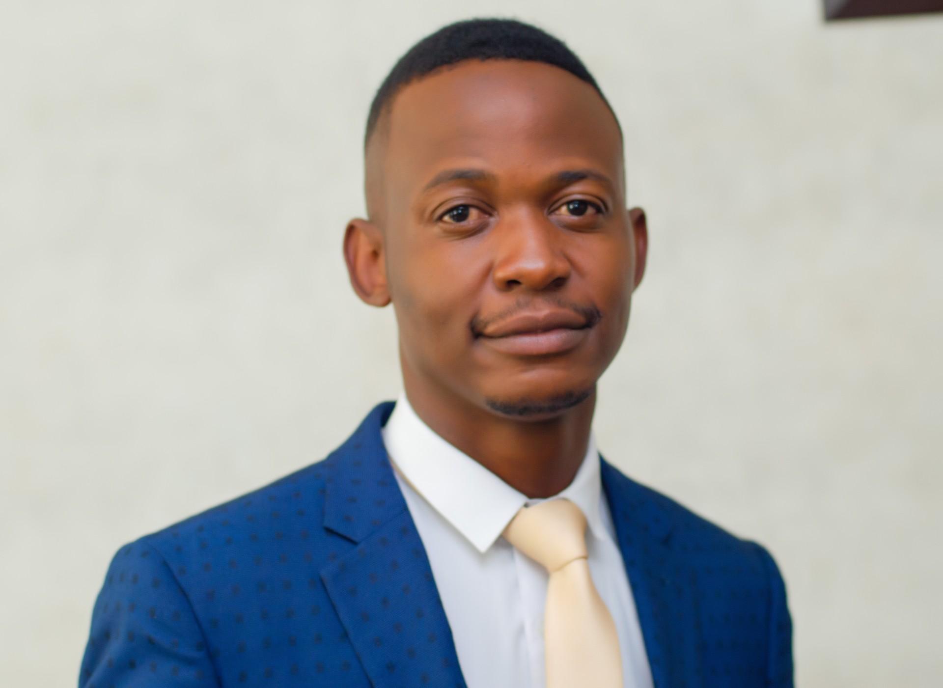 Nakiso Borehole Drilling director Lincoln Masiyenyama