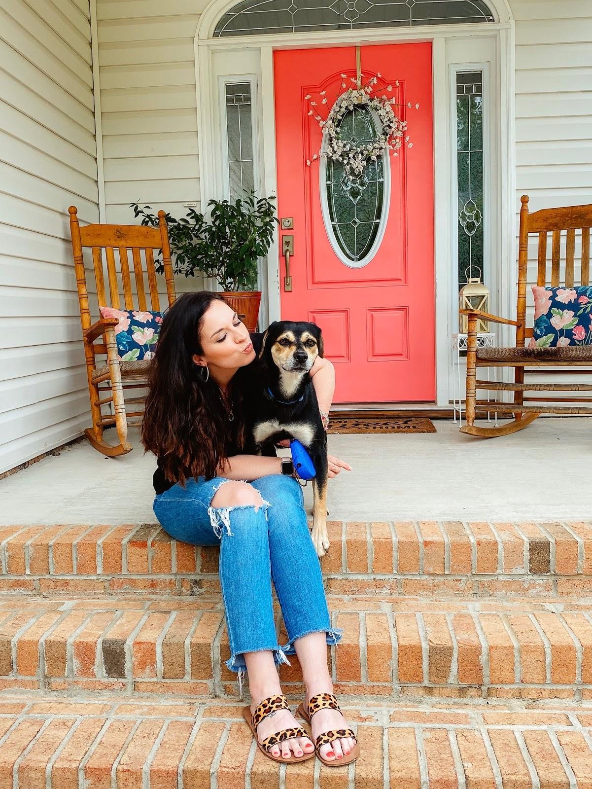 dog mom, rescue dog, adopting a shelter dog, shelter dog, nc blogger, north carolina blogger