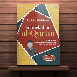Buku Keberkahan Alquran - Toko Buku Aswaja Surabaya