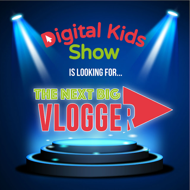 Digital Kids Show Vlogger
