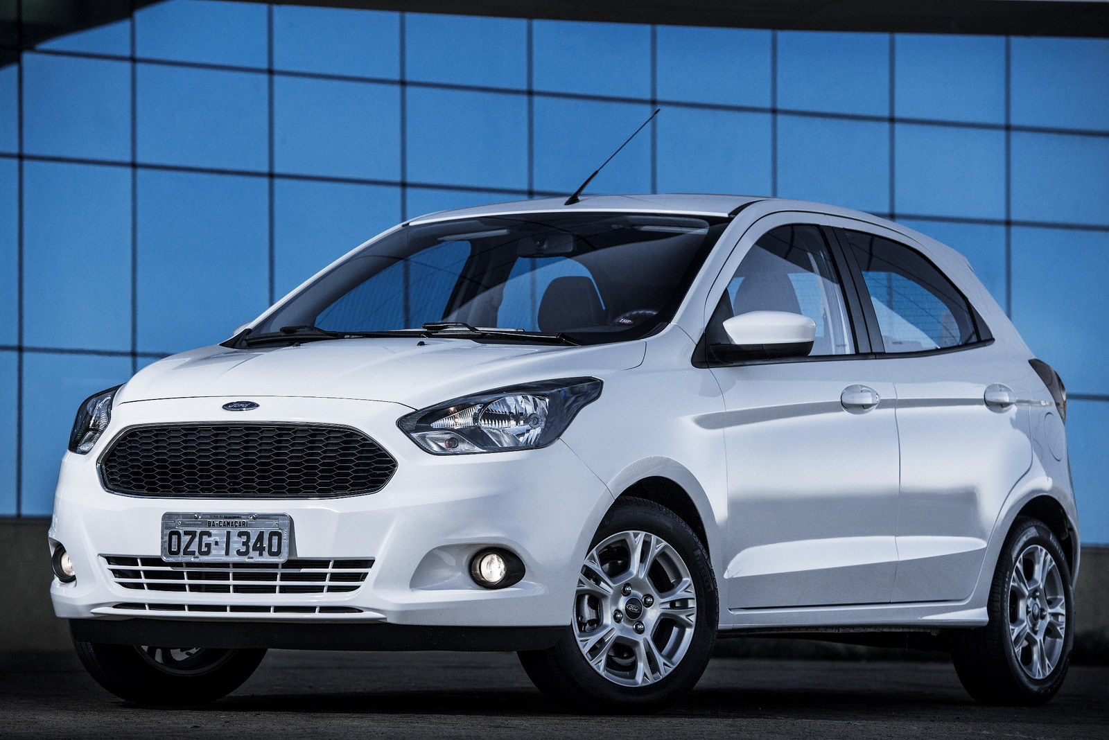 new ford ka officially confirmed for europe carscoops. Black Bedroom Furniture Sets. Home Design Ideas