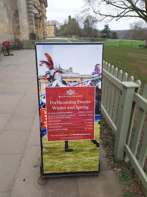 Mengapa ke Blenheim Palace