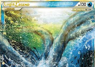 Lugia Legend