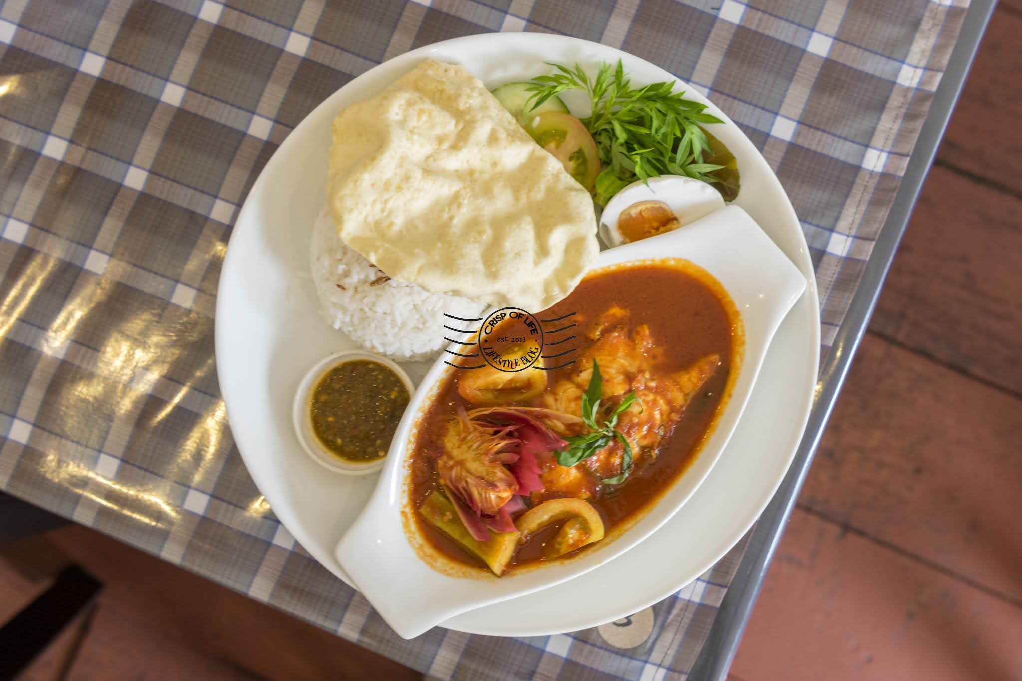Authentic Malay Dishes @ Citarasa Didi Dada, Lebuh Clarke, Penang