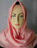 Jual Kerudung Shinar Glamour Sonic Rose Pink di Tasikmalaya