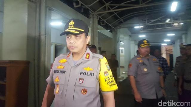 6.000 Personel Brimob Nusantara Disebar di DKI Jelang Pengumuman KPU