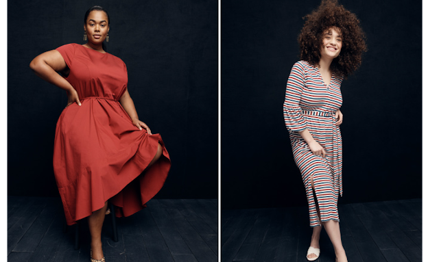 My Thoughts | J.Crew - Universal Standard Plus Size Collection