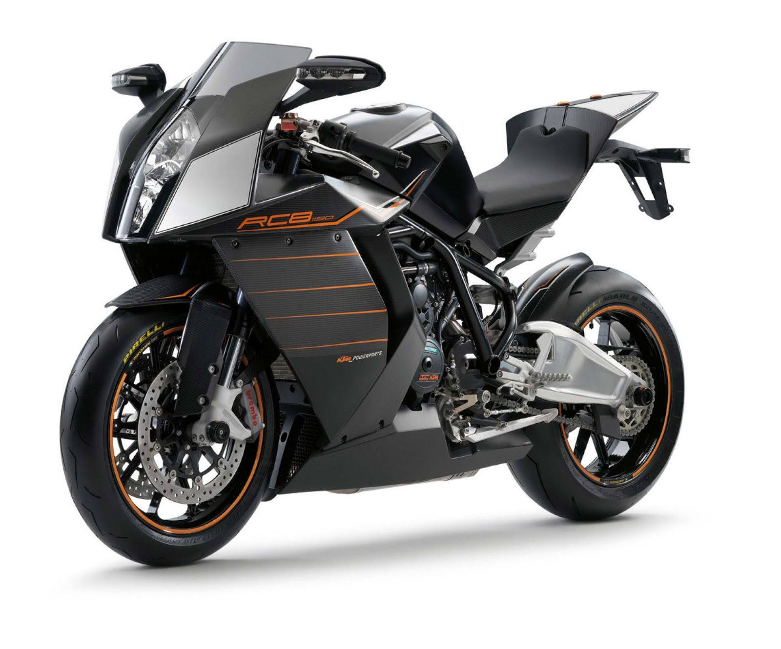Corbin Motorcycle Seats & Accessories | KTM RC8 | 800-538-7035