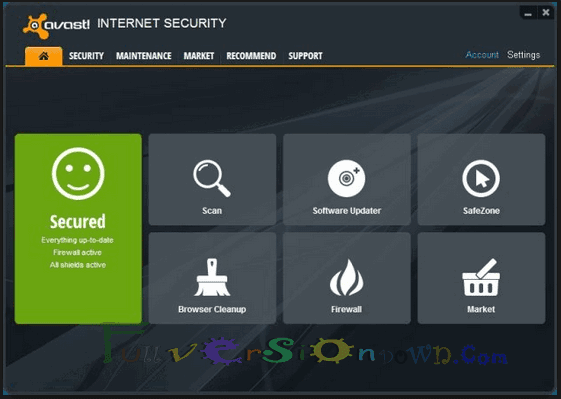 Avast! Internet Security Latest Full