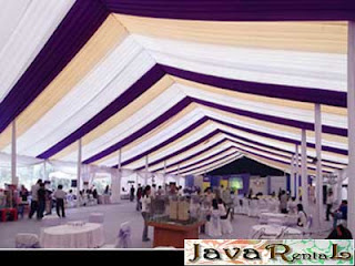 Sewa Tenda Dekorasi VIP - Rental Tenda VIP Event