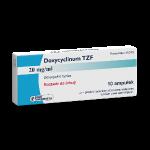 doxycyclinum unidox antybiotyk cena opinie porady na co jest
