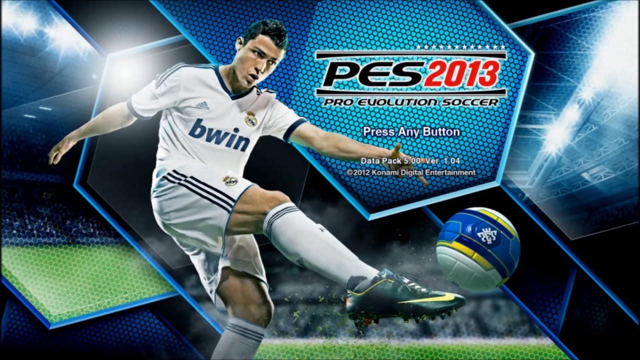 تحميل لعبة بيس 2013 PES للكمبيوتر مجانًا