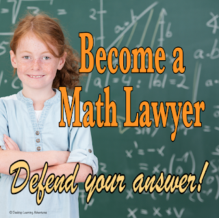 Desktop Learning Adventures Math Lawyer